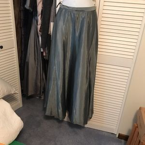 Cocktail skirt dark gray